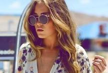 Spring & Summer Fashion / Chic warm weather style picks and favorite looks! / by Sophie