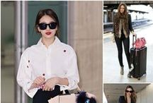 Celebrity Style / Celebrity fashion and style! / by Sophie