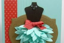 Cardmaking / Ideas and inspiration for all the cards I make, but never send. / by Jodi Colledge
