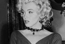 In a Marilyn mood / Rarely viewed as well as Famous photos by various photographers.. Enjoy / by Lisa Goyette-Leonard