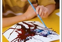 Preschool-Art / Activities that be done at home or at school!