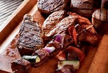 Grilling / Be the ultimate grillmaster with a selection of Stockyards® meats made for barbecuing! Sear a New York Strip steak or grill the perfect salmon filet to make your dinner complete.