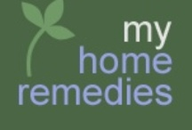 HOME REMEDIES / by Jennifer Clark