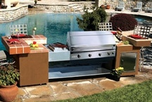 Cool Grills / The grill is the best part of having a backyard! Whether you cook with charcoal or propane, the only thing that matters is how you like your steak! Charred to perfection or pink in the middle, nothing beats a barbecued steak or a smoked stack of ribs from Stockyards®