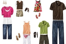 Clothing ideas for photo sessions