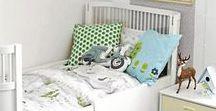 Kinderzimmer / DIY, Wanddeko und Kinderbetten