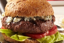"""Ready For The Big Game / The Big Game means Big Appetites, and nothing sates those like a Super Bowl party and tailgating! Cook up a """"touchdown"""" of a meal with the Tailgate Collection from Stockyards® or treat your guests to our USDA choice Mini Steak Burgers."""
