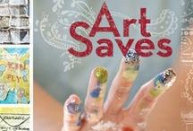 Art Therapy Resources / by Michelle Kile Hamilton