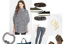 Fall & Winter Fashion / Chic and stylish cold-weather fashion for fall and winter.