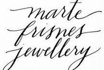 Marte Frisnes Jewellery / by Marte Frisnes Jewellery