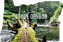HOME SWEET OREGON / by Jennifer Clark