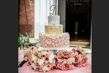 Wedding Cakes by Couture Cakes by Sabrina / These are wedding cakes created by Couture Cakes by Sabrina. / by Couture Cakes by Sabrina