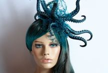 Coiffure / Hair for costuming and cosplay.