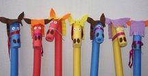 Ritter & Drachen Kindergeburtstag / Rittergeburtstag mit DIY, Rezepten, Spielideen und natürlich Ritter & Drachen!