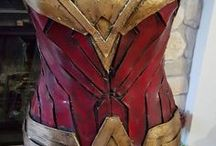 Wonder Woman Costume/Cosplay