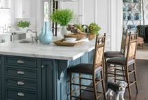 Kitchens / Great Kitchens that function ideas for the whole family / by Marker Girl | Karen Davis