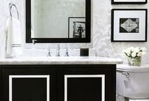 Bathrooms / Bathroom ideas for that relaxing and beautiful look every Mom needs!