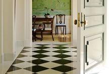 Home: entryway / by Brico Idea
