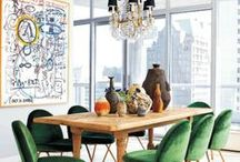 Home: dining room / by Brico Idea