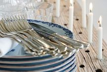 Home: tablesetting / by Brico Idea