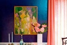 Color Happy / Color, Color, Color... Colorful recipes for the home