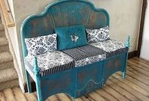 RETRO FURNITURE / by Jackie Morrow