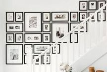 Artwork / Great and Fun Artwork styling and gallery ideas for your home! / by Marker Girl | Karen Davis