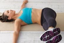 Fitness inspiration + motivation