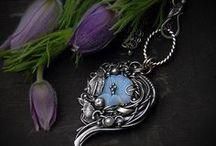 My Jewellery / silver jewellery designed by Iza Malczyk