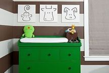 Kids Rooms |Baby Nuseries / Fabulous baby rooms | Nuseries that any Mom would love! / by Marker Girl | Karen Davis