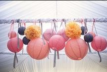 Parties - Design & Decor / weddings, parties, styling