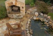 Landscaping~Outdoor Spaces / by Leslie Gustafson