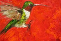 Birds and birdhouses / by Brico Idea