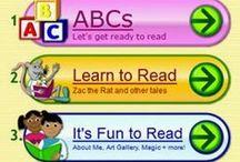 Websites for the Kids / Websites my kids like
