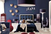 Kid's Rooms | Boys / Great ideas and solutions for decorating your boys room