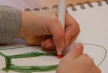 Writing Activities for Kids / Teaching kids to write can be fun! Find helpful resources for teaching kids to write, from preschoolers to elementary kids.