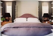 Interior Spaces-Bedrooms / by Alyssa Boland