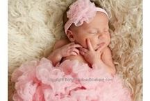 Baby's 1st Photo Outfits / Outfits for your newborn's first photo. / by Born Fabulous Boutique