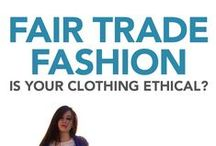 Fair Trade Fashion / Fair Trade and ethical clothing and accessories for style you can feel good about.  / by Ten Thousand Villages Canada