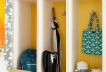 Mudrooms / Great ideas for Mudrooms