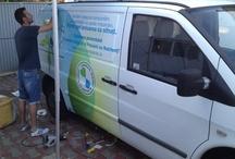 """Caravana Campaniei """"Controlul Integrat al Poluarii"""" / Ministerul Mediului şi Pădurilor lansează astăzi, 24 septembrie 2012 Caravana Campaniei de sensibilizare şi conştientizare a Proiectului """"Controlul Integrat al Poluarii cu Nutrienţi""""."""
