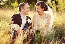 Grassy Moments / Danhov Wedding Moments Featured in the Grass.