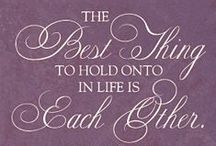Wedspirational Quotes / Our favorite wedspirational quotes