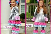Kids Style / Looks we love for baby, toddler and little girls / by Born Fabulous Boutique