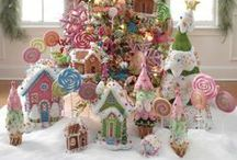 Gingerbread Houses / by Born Fabulous Boutique