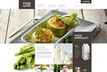 Bistro Project: web design / by Brico Idea