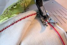 //Dressmaking - Sewing Tips// / A collection of tutorials and factsheets about sewing.