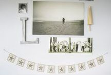 Beach Inspired Ideas / Life is better at the beach. Beach inspired ideas to bring the beauty of the sand and waves home.