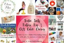 Festive Family Holiday / A compilation of all things festive for your family during the holiday season. #festivefamily