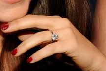 Celebrity Engagement Rings / We love Hollywood. And we love Hollywood engagements.